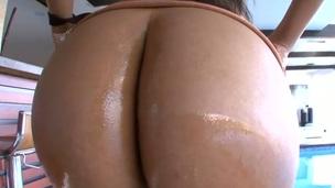 babe svart hardcore sjarmerende booty ass stor