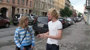 tenåring amatør kjæresten russisk truser tynn jeans