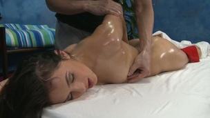 tenåring puling massasje ass