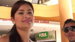 tenåring barmfager hardcore blowjob amatør latina