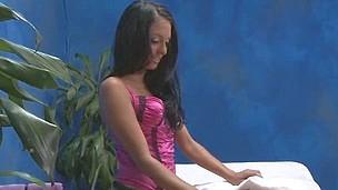 brunette tenåring babe hardcore blowjob massasje kjønn
